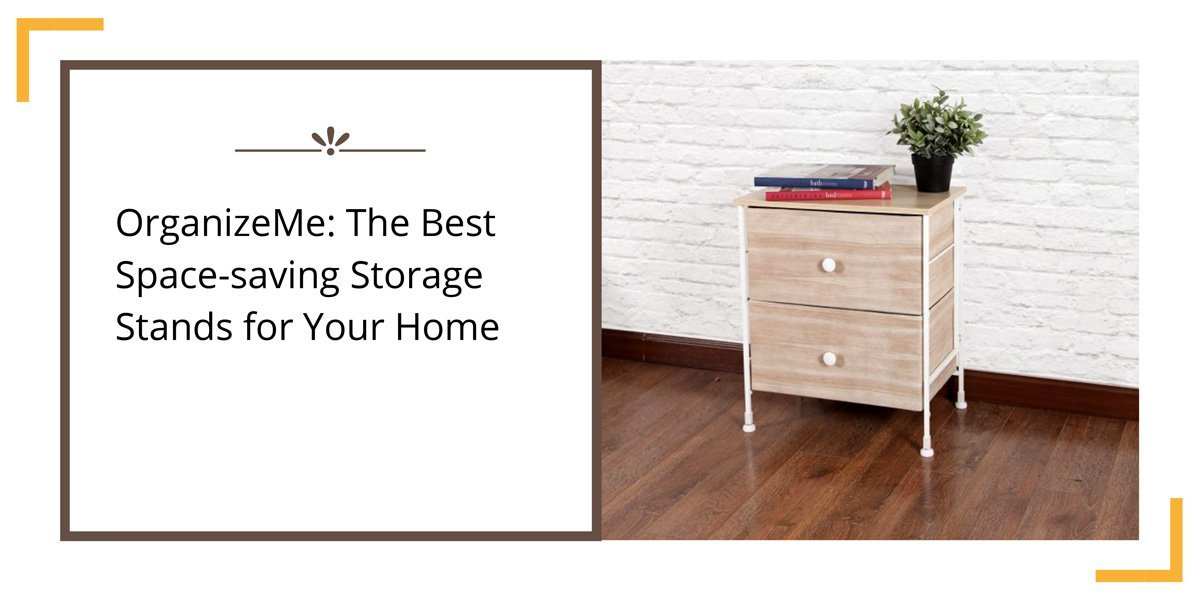 The Best Space-saving Storage Stands for Your Home